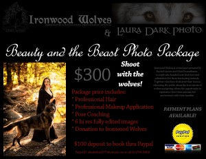 Ironwood Wolves Event